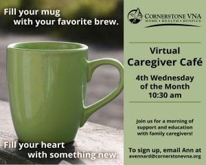 Caregiver Cafe Invite