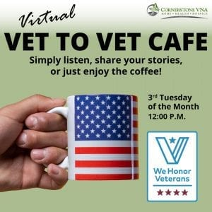 Veterans Cave invite