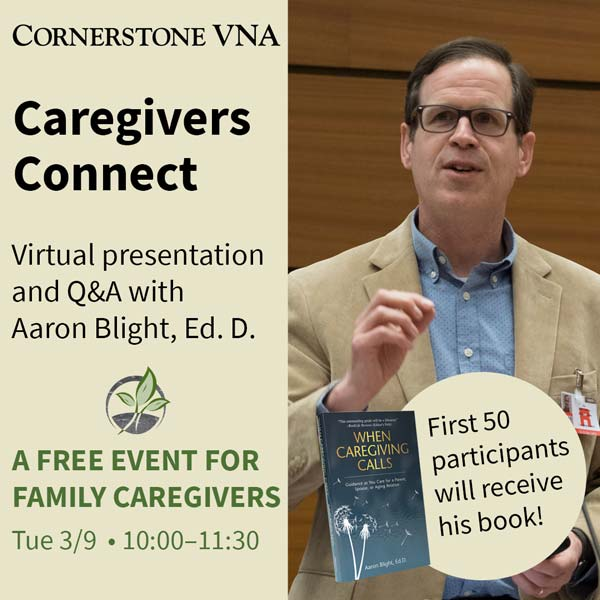 Caregivers Connect event 2021 - Blight